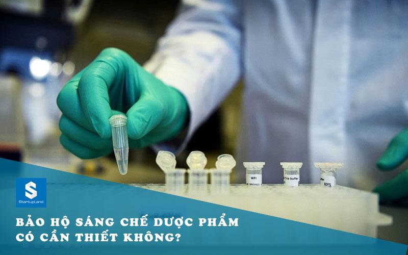 Bảo hộ sáng chế trong ngành dược phẩm có cần thiết không?
